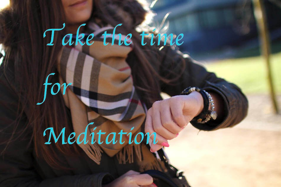 How meditation relieves stress