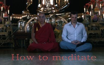 How to meditate: a step by step explanation