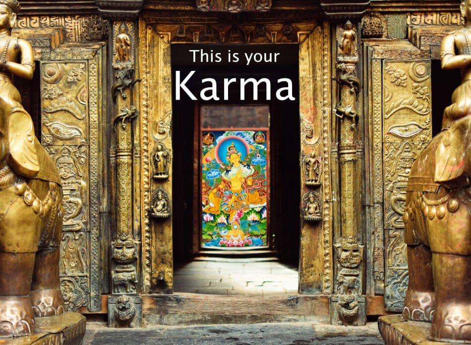 Karma meditation