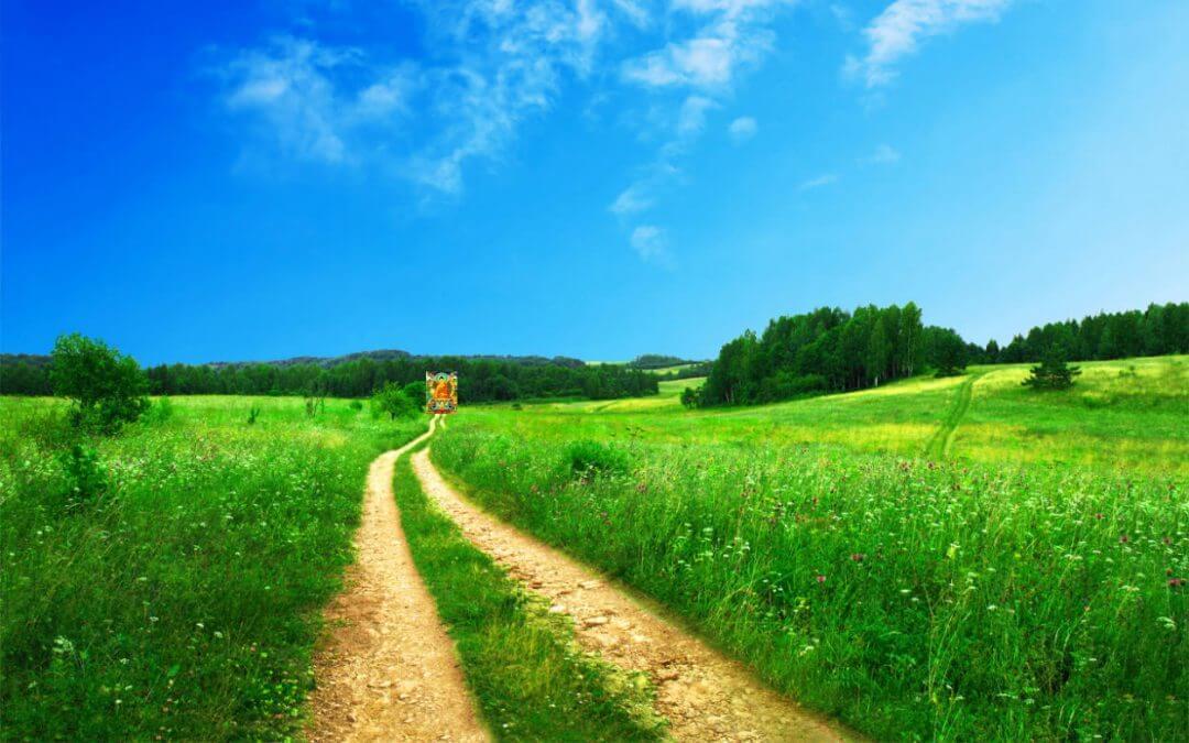 Buddhist meditation path