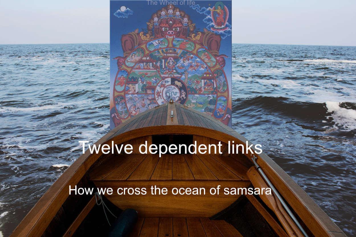 Meditations on the twelve links retreat