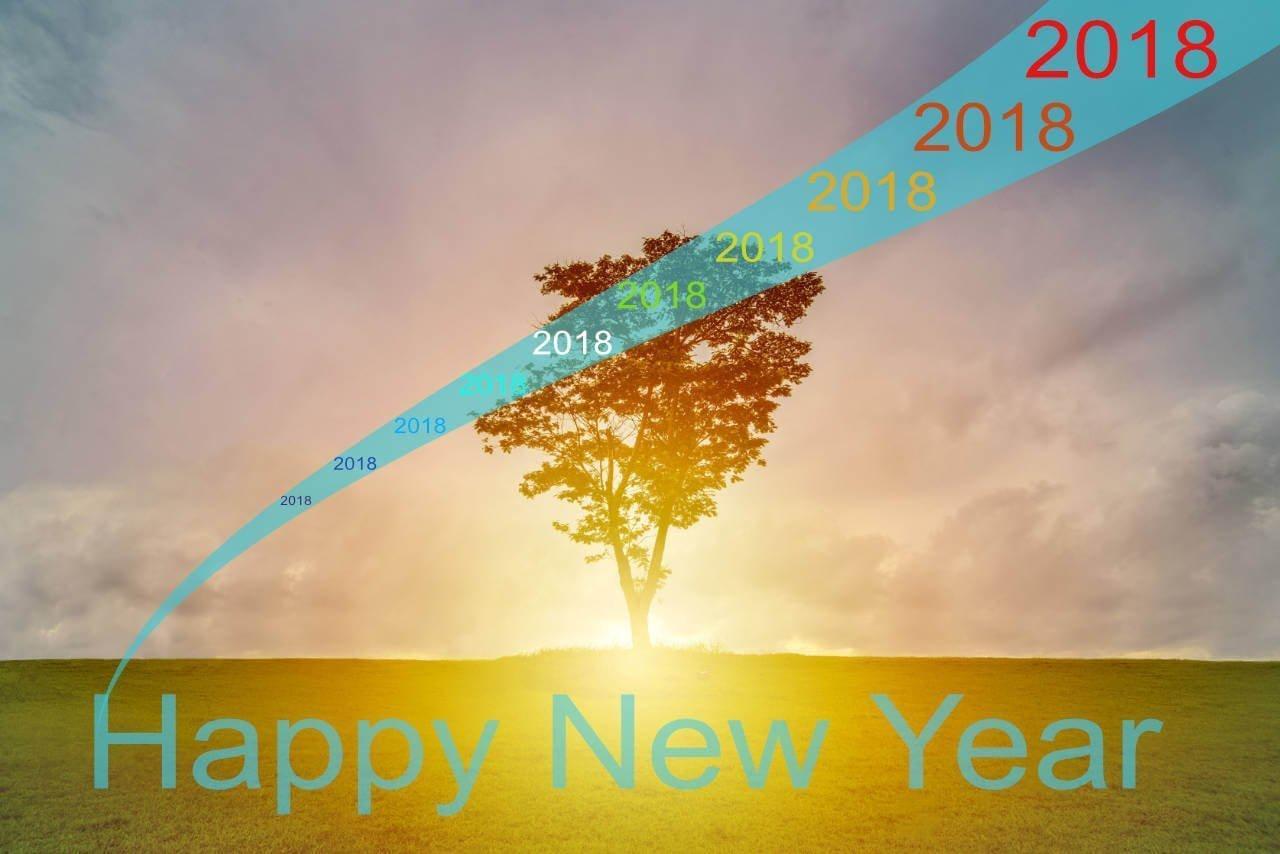 New Year meditation 2018