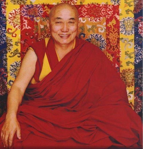 Geshe Acharya Thubten Loden: Tibetan monk